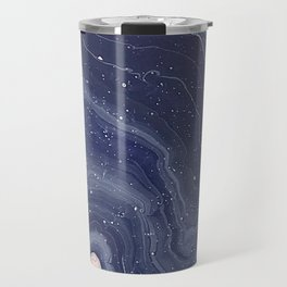 Fluid No. 11 - Geode Travel Mug