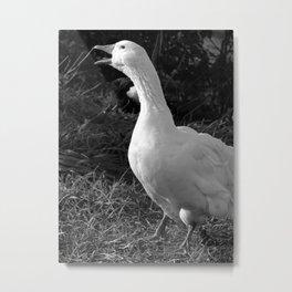 Honk Honk Goose Metal Print