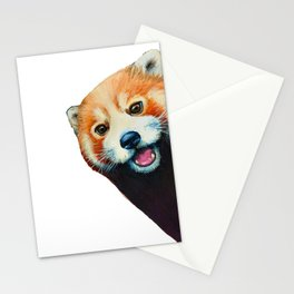 Panda Selfie Stationery Cards