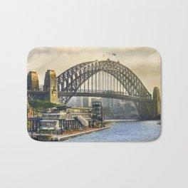 Sydney Harbour Bath Mat
