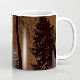 Shadowy house Coffee Mug
