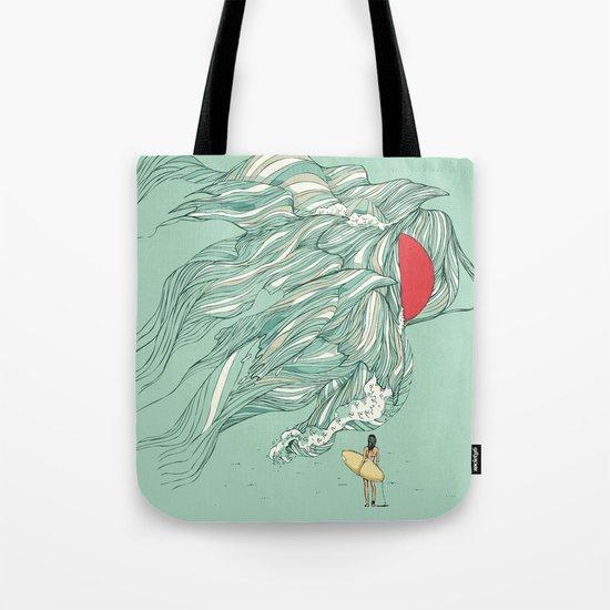 Ocean Summer Tote Bag