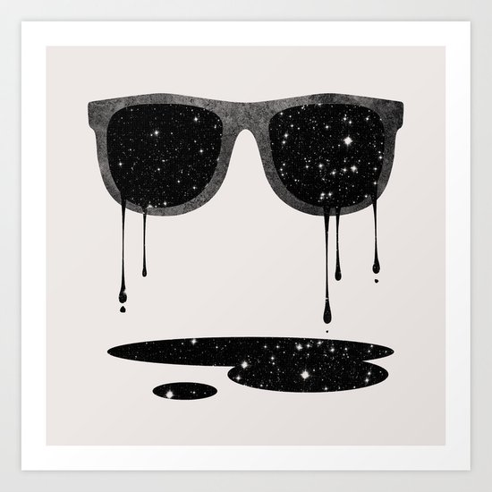 Expand Your Horizon II Art Print