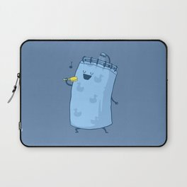 Singing In The Shower? Laptop Sleeve