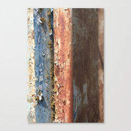 Rusted Train 2 Canvas Print