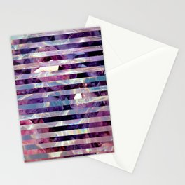 Wet and Pastel Stationery Cards