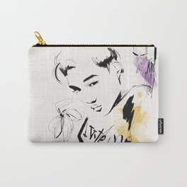 Love Me Right - Kai Carry-All Pouch