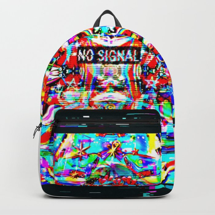 No signal Backpack