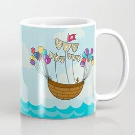 Navicula Flotante Coffee Mug