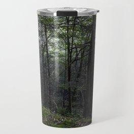 Poconos Forest Travel Mug