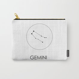 Gemini Stars Carry-All Pouch