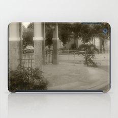 Plaza de Rincon # 2 iPad Case
