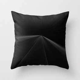 Feeling Lost In Darkness Throw Pillow