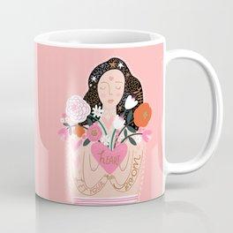 Let Your Heart Bloom Coffee Mug
