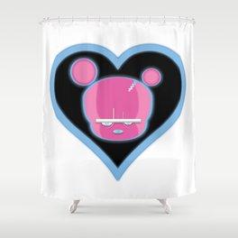 Kiddo V-Day Shower Curtain