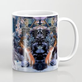 Dalí & Lorca by Be Men Coffee Mug