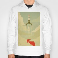 journey Hoodies featuring The Journey  by Danny Haas