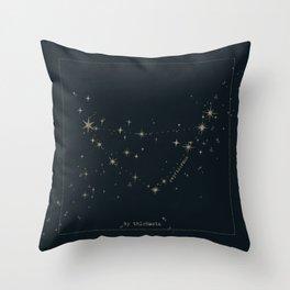 Capricornus Season - Special Edition Throw Pillow