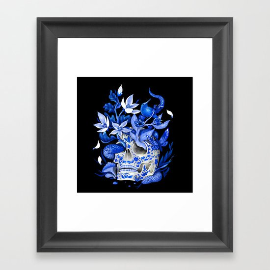 Beauty Immortal Framed Art Print