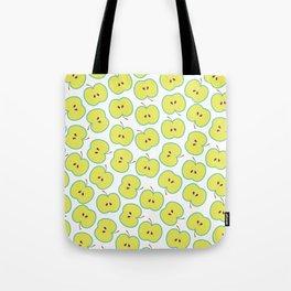 Summer apple Tote Bag