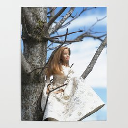 Spring Muse Poster