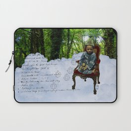 THE LITTLE PRINCE III (OF THE FOREST) Laptop Sleeve