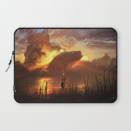 a world ruled by nature Laptop Sleeve