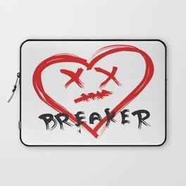 Heart Breaker Laptop Sleeve