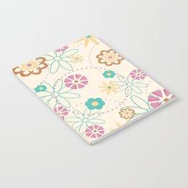Floral 1 Notebook