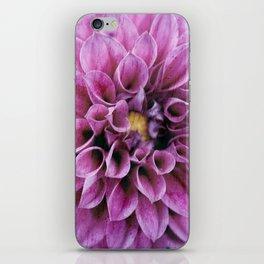 Dahlia 2 iPhone Skin