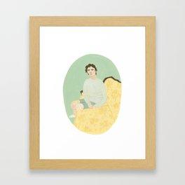 Naftali Framed Art Print