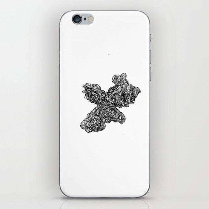 Rose of the desert iPhone Skin