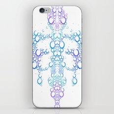 Ink Blot (Light) iPhone & iPod Skin