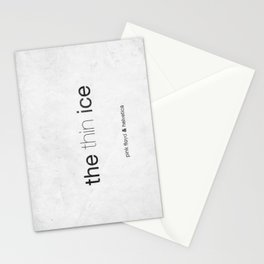 Thin Stationery Cards