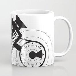 Elektro Drone #1 Coffee Mug