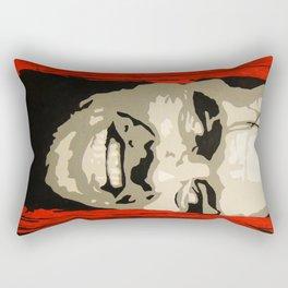Jack Nicholson - Here's Johnny Rectangular Pillow
