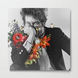 .Dylan's Bird Soul. Metal Print