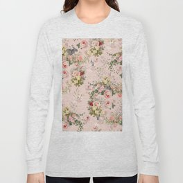 Pardon Me There's a Bunny in Your Tea Long Sleeve T-shirt
