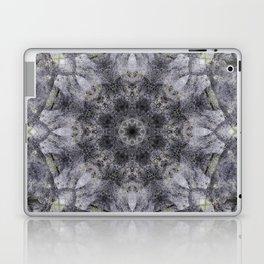 Lava Rock Mandala Laptop & iPad Skin