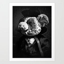 Vampig Art Print