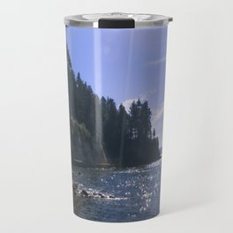 Sunspots Travel Mug