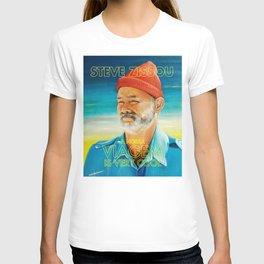 Life aquatic is very cool T-shirt