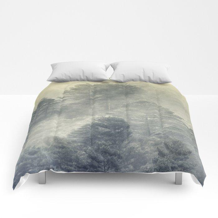 """Simbiosis IV"" Comforters"