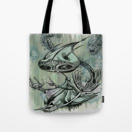 re; 6 Tote Bag
