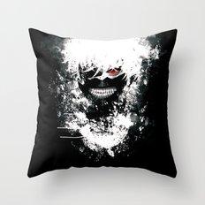 Kaneki Tokyo Ghoul Throw Pillow