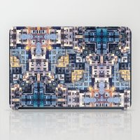 community iPad Cases featuring Community of Cubicles by Phil Perkins