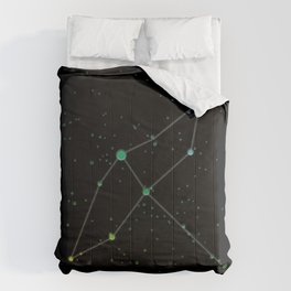 Cygnus 'The Swan' Constellation Comforters