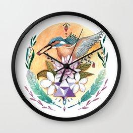 Merkabah Wall Clock