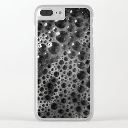 Bubble Up Clear iPhone Case