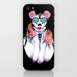 La Catrina iPhone Skin